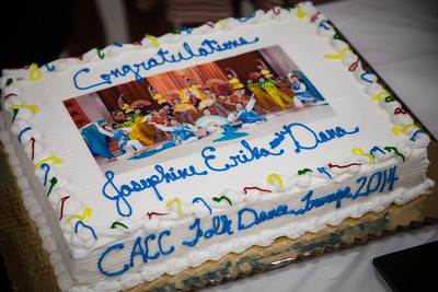 CACC Folk Dance Troup Graduation 2014