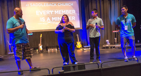 Saddleback Church South Bay