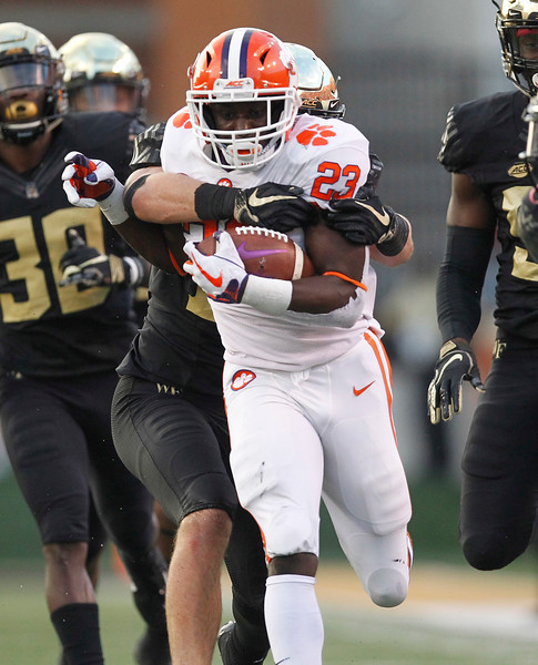 2018 Clemson at Wake Forest Oct. 6 Gallery 2