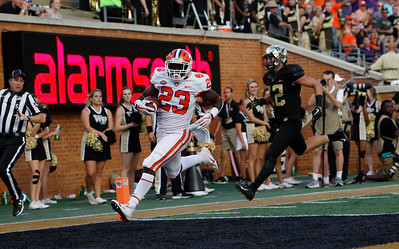 2018 Clemson at Wake Forest Oct. 6