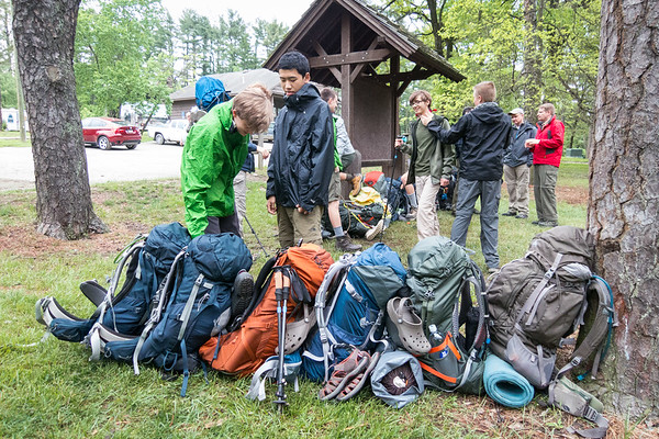 20180518-20 Philmont Shakedown Weekend at Camp Horseshoe