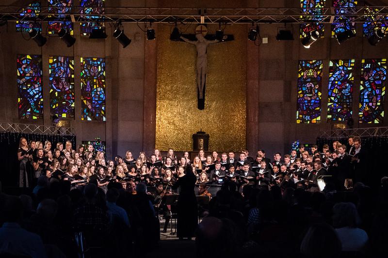 Villanova Voices & Singers Christmas Concert