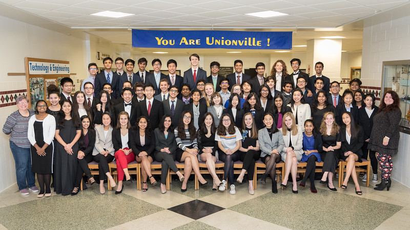 Unionville HS 2018-2019 Speech & Debate