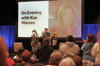2018.2.23 Kay Warren