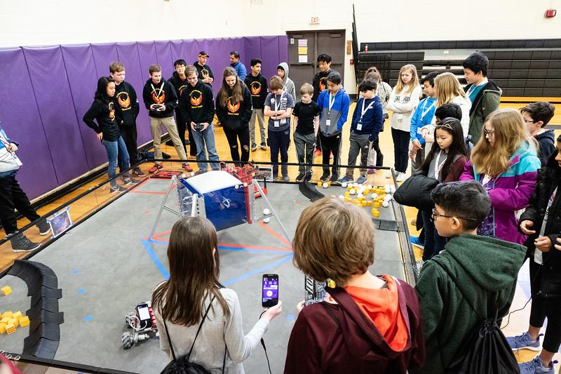 20190223 Patton STEM Event