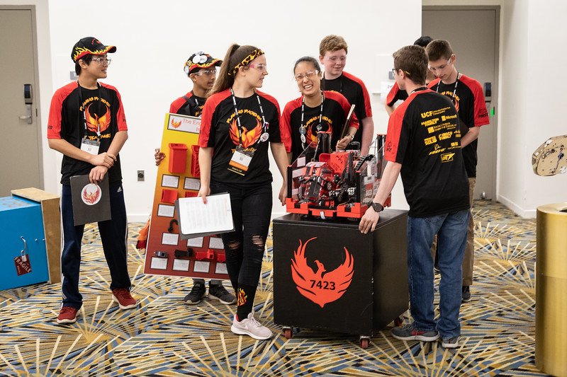 FIRST FTC Championship 2019, Detroit