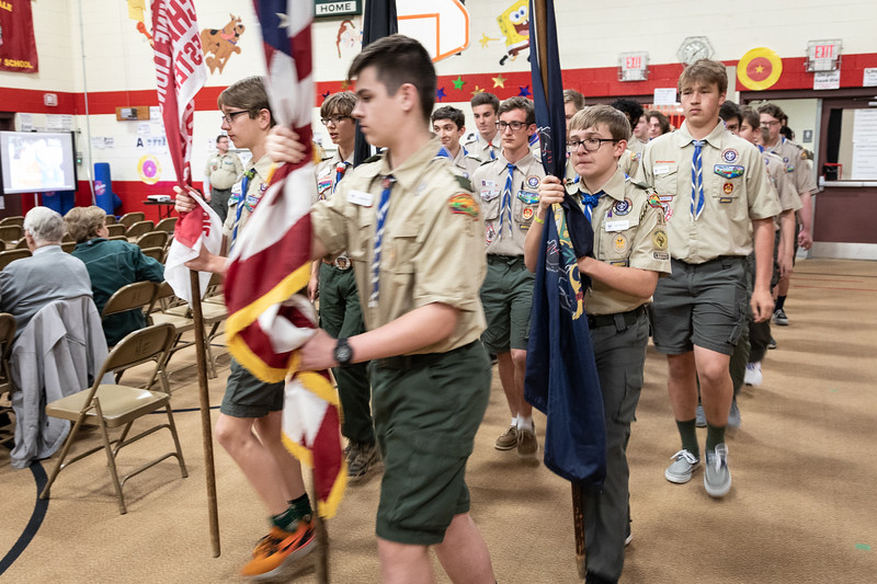 20190513 Troop 31 Eagle Court of Honor