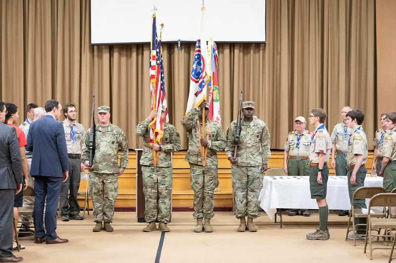 20190520 Troop 31 Eagle Court of Honor