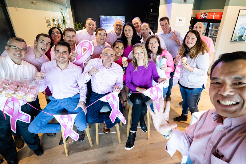 20191010 Tech Day of Pink Malvern