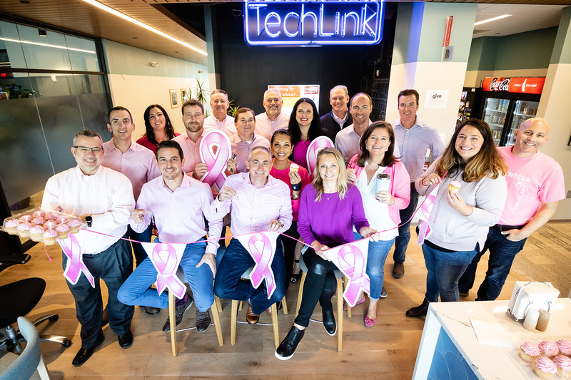 20191010 Tech Day of Pink