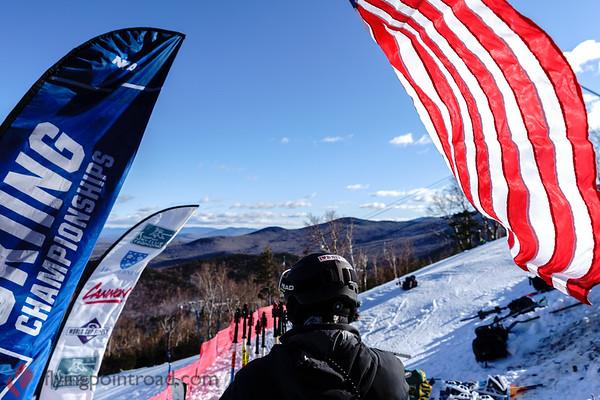 2021 NCAA Ski Championships at UNH