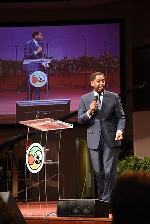 35th Pastoral Anniversary - Rev. Dr. Jeffrey Johnson, Sr.