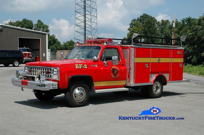 <center> Breeding  Rescue 2 <br> 197 Chevy/E-One   <br> Greg Stapleton photo </center>