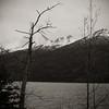 Winter closes in around Lake Eklutna