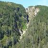 Fault line from the great Alaska earthquake of 1964 near Blackstone Bay