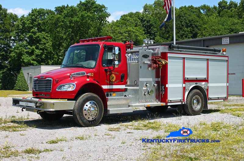 East Allen  Engine 62<br /> 2010 Freightliner M2-106/E-One 1250/1000<br /> Kent Parrish photo