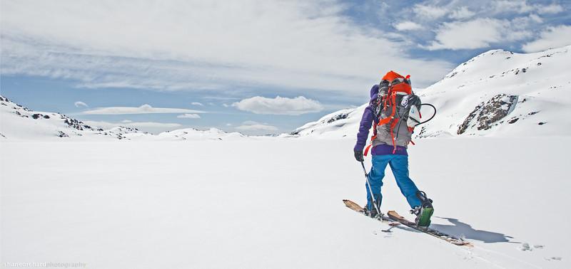 Heading into the Beartooth - Absaroka wilderness