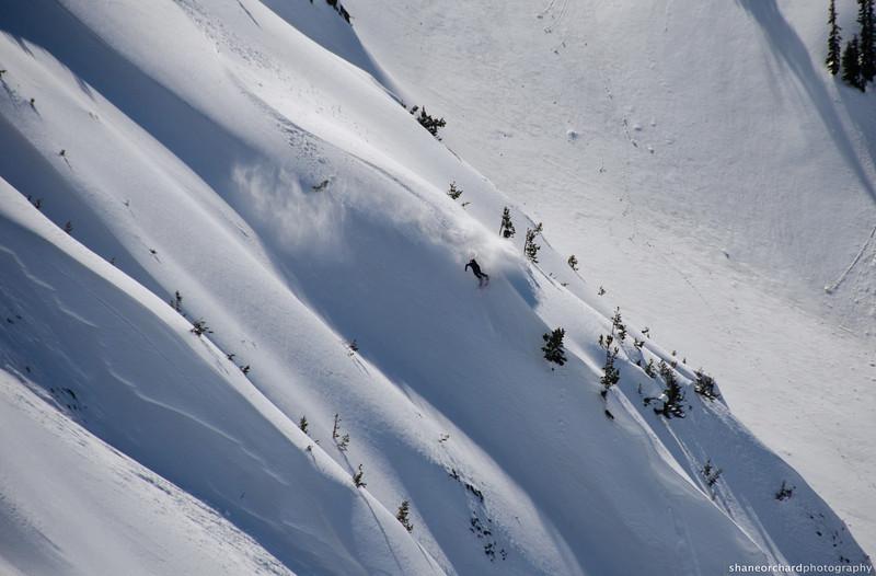 McClain Porter, Wolverine Peak