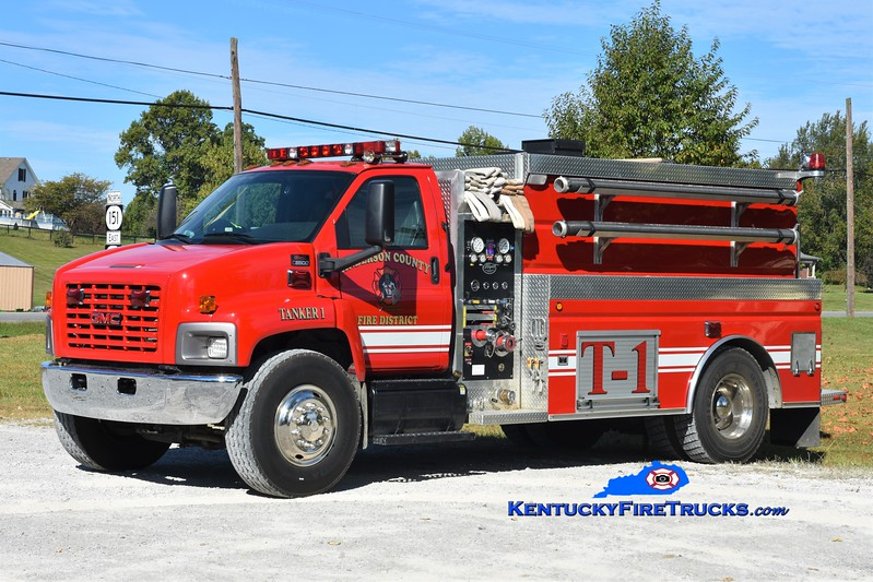 Anderson County Tanker 1<br /> 2006 GMC C8500/Wynn 500/2000<br /> Greg Stapleton photo