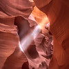 Antelope Canyon, Sun Ray