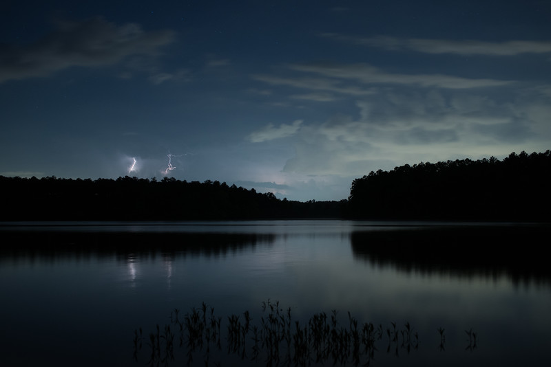 lighting, Falls Lake<br /> best print size - all