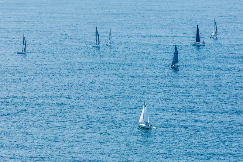 Boats on the Water from West Head