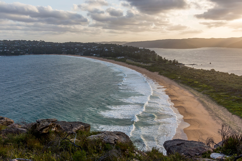 Palm Beach from the lighthouse