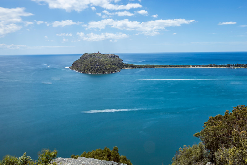 View From West Head Lookout