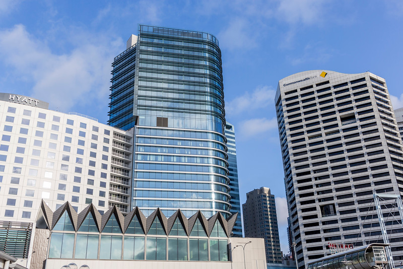 Buildings in Sydney
