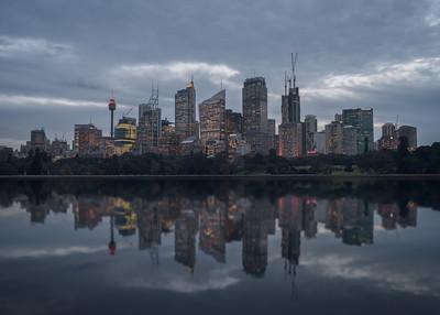 Sydney symmetry