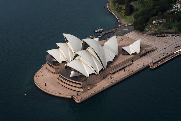 Sydney shells