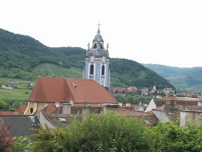 Duernstein (central Austria) on the Danube River.