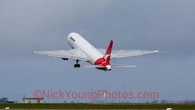 Qantas Boeing 767-300ER