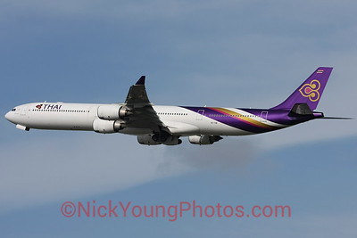 Thai Airways Airbus A340-600