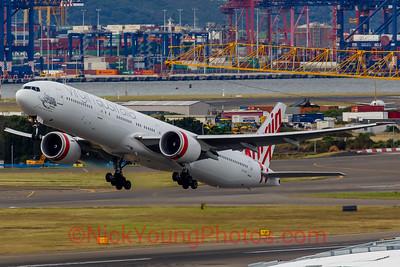 Virgin Australia Boeing 777-300ER