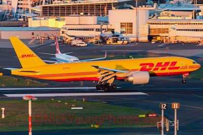 DHL Boeing 777F