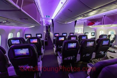 Air New Zealand Boeing 787-9 Dreamliner Premium Economy