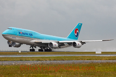 Korean Air Boeing 747-8