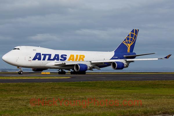 Atlas Air Boeing 747-400F