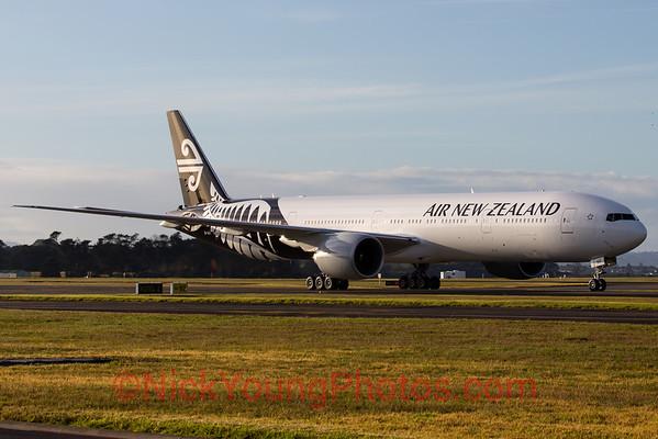 Air New Zealand Boeing 777-300ER
