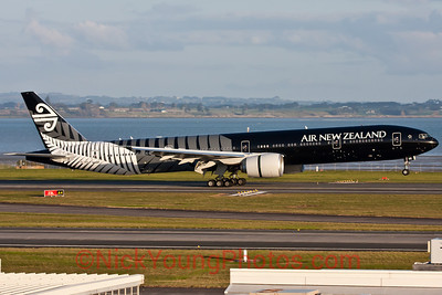 Air New Zealand Boeing 777-300ER - All Blacks