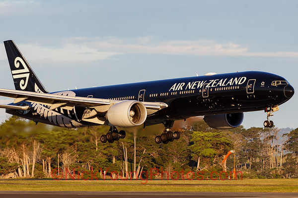 Air New Zealand Boeing 777-300ER
