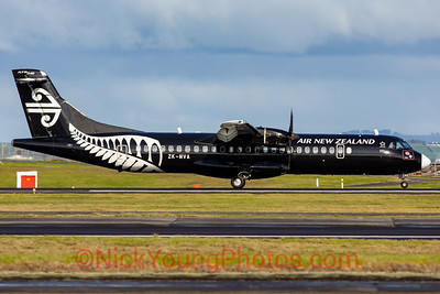 Air New Zealand Link black ATR 72-600