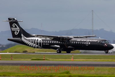 "Air New Zealand ATR 72-600 ""Black"""