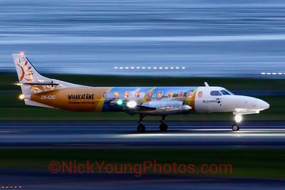 "Air Chathams Metroliner ""Whakatane"""