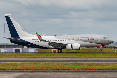 Dutch Government Boeing 737-700 BBJ