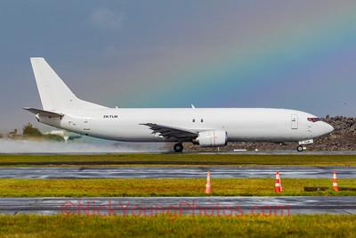 Airwork Boeing 737-400F