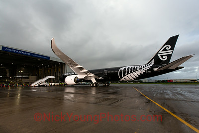 Air New Zealand Boeing 787-9