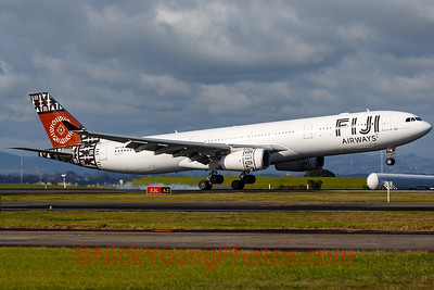 Fiji Airways Airbus A330-300