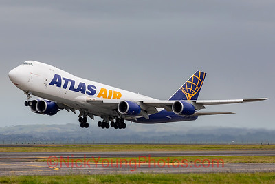 Atlas Air Boeing 747-8F